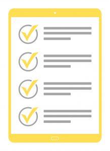 checklist gen'k booster CA